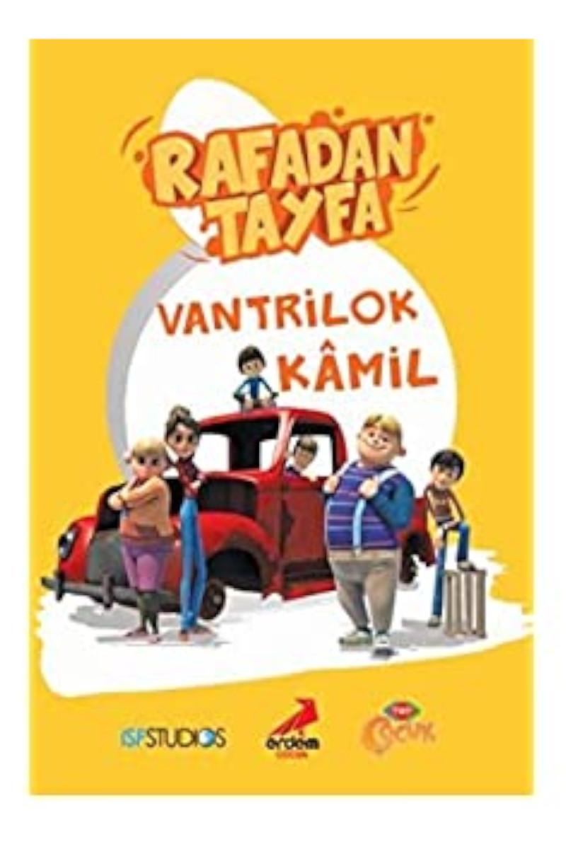 Rafadan Tayfa - Vantrilok Kamil (SAHAF)