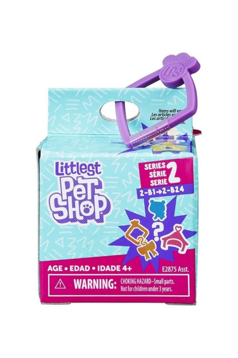 Hasbro Lıttlest Pet Shop Miniş Sürpriz Kutu