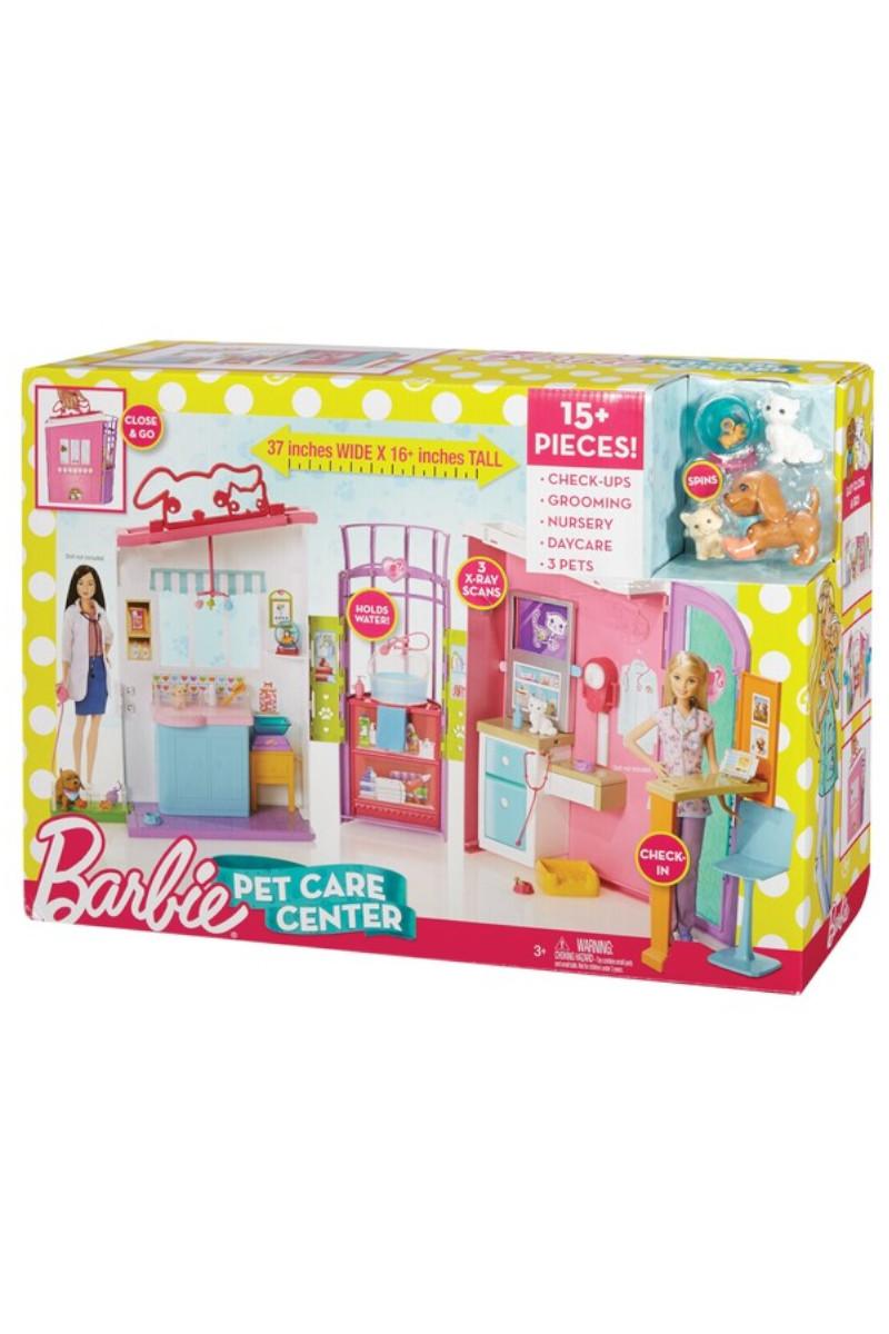 Mattel Barbie Veteriner Merkezi