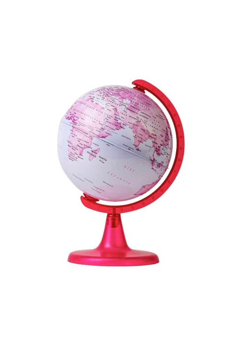 Gürbüz Pembe Küre 15 Cm