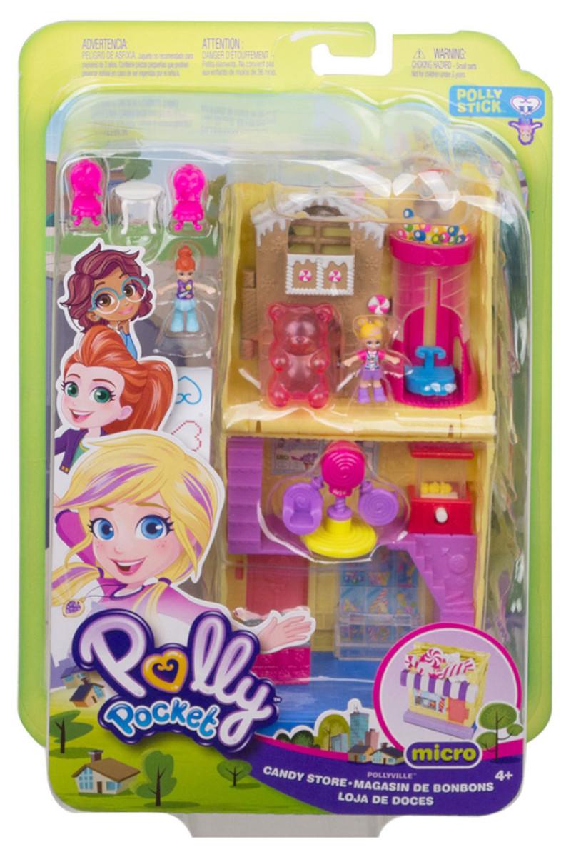 Polly Pocket Pollyville Mağazaları