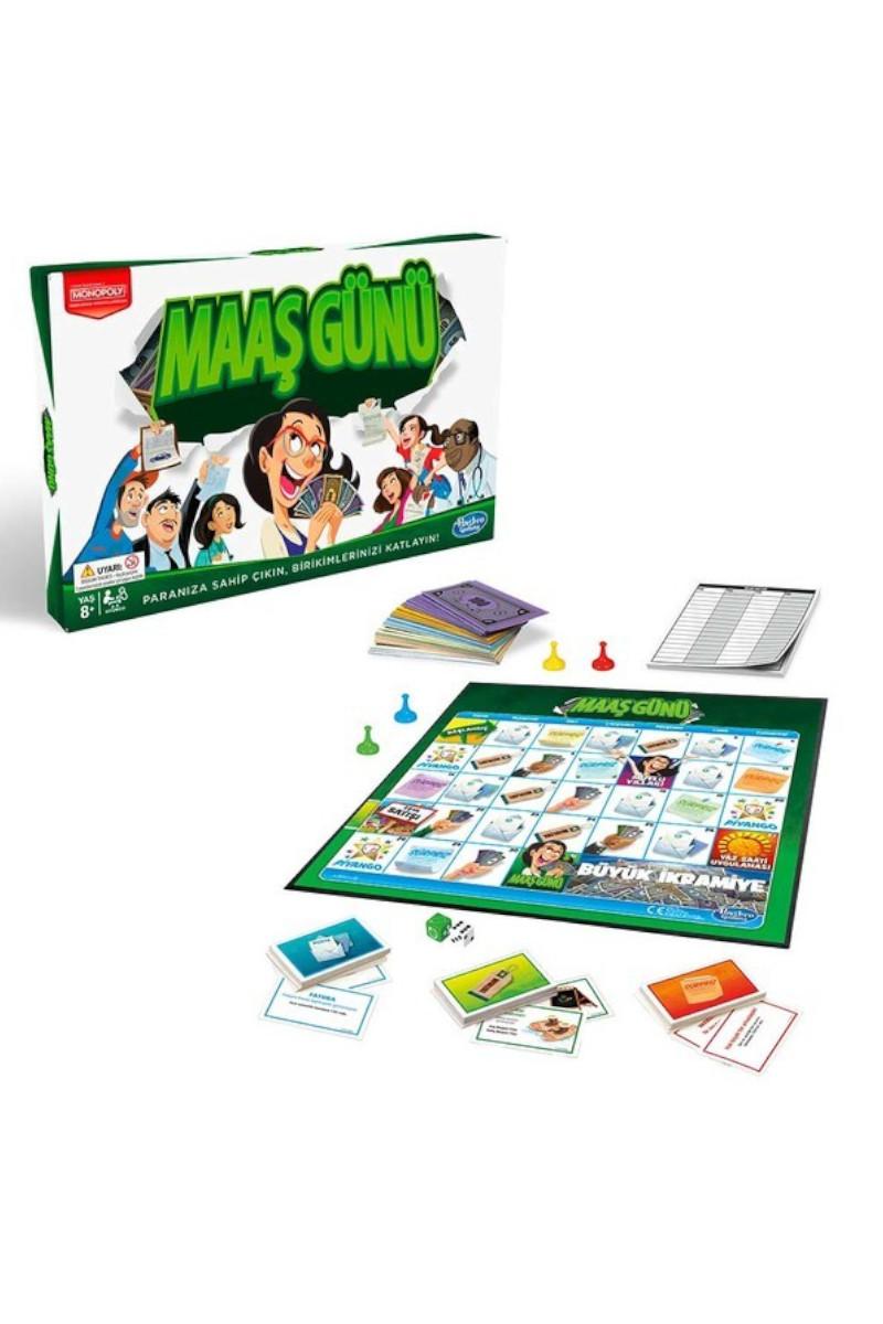 Hasbro Monopoly Maaş Günü