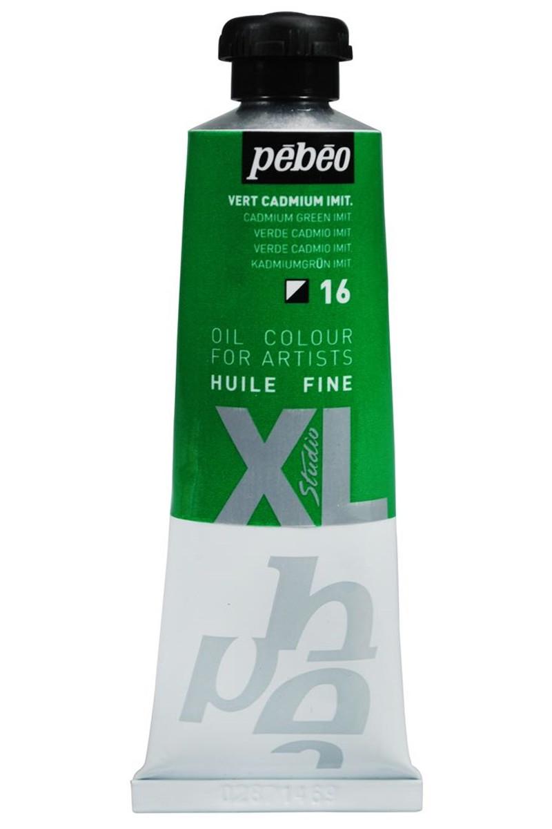 Pebeo Huıle Fıne Xl Yağlı Boya 37ml 937-16 Cadmiu Green