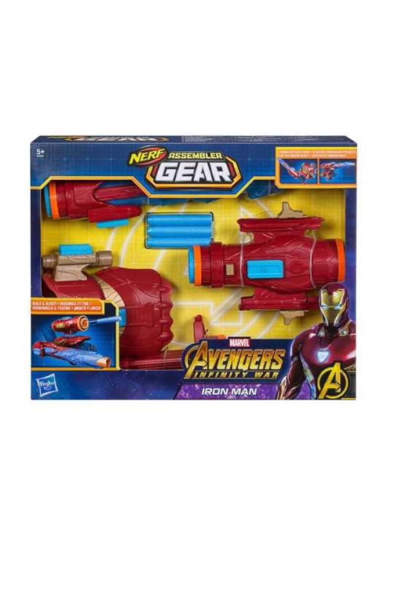 Hasbro Avengers Assembler Gear Iron Man Zırh