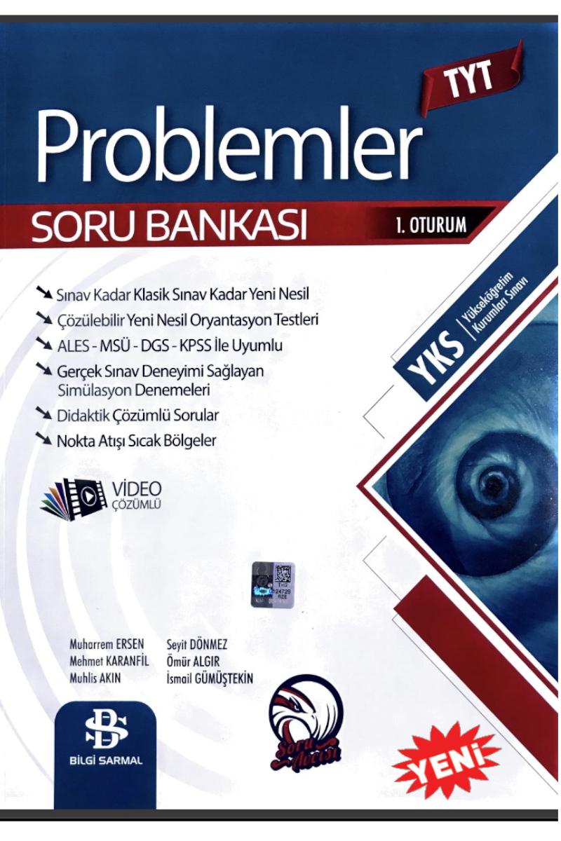 Bilgi Sarmal Problemler Soru Bankası