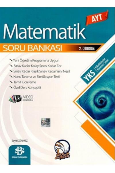 2021 Bilgi Sarmal Ayt Matematik Soru Bankası