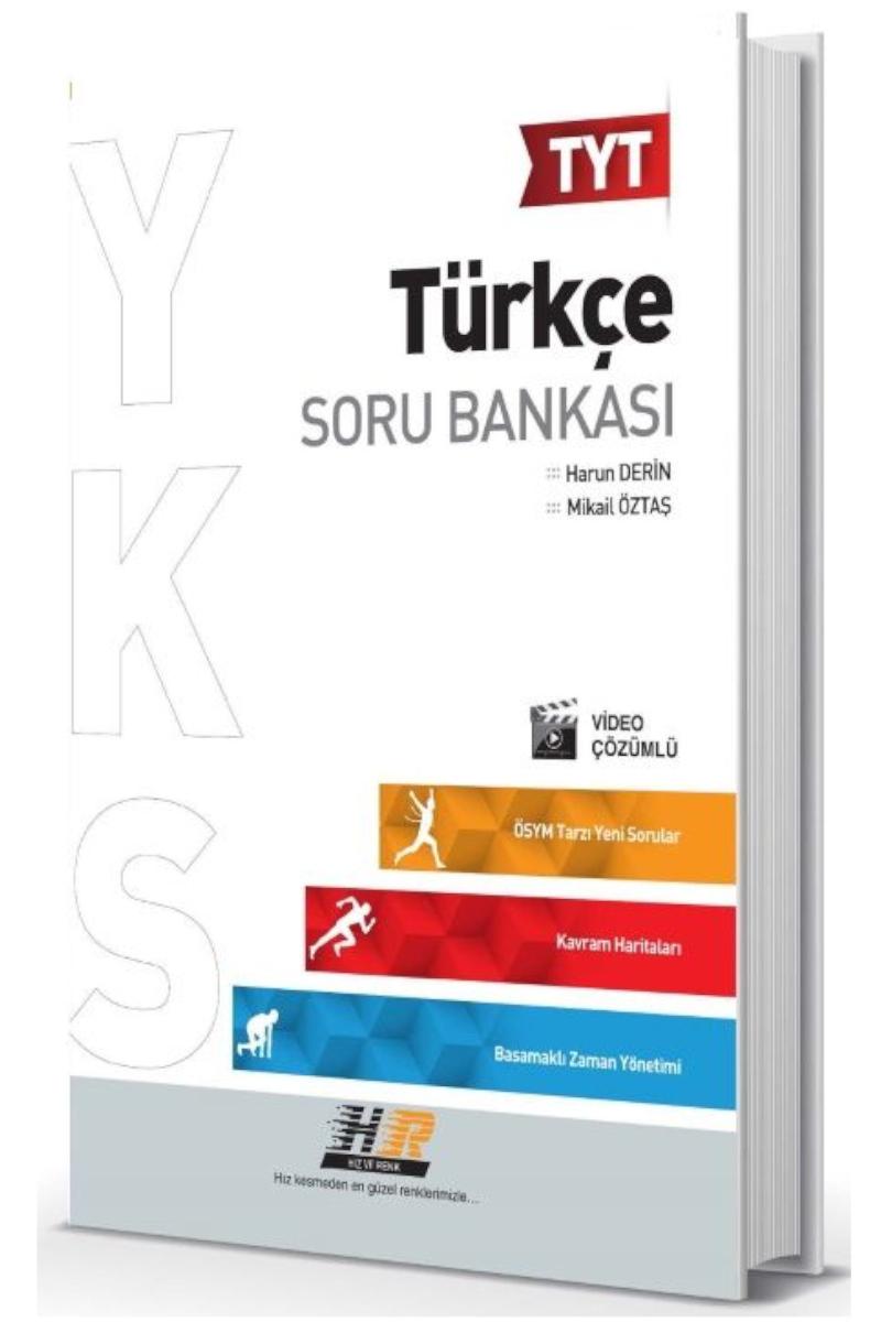 Hız ve Renk Tyt Türkçe Soru Bankası