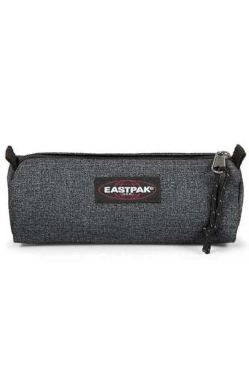 Eastpak Benchmark Single Black Denim Kalem Çantası