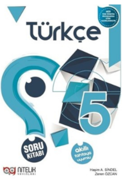 Nitelik 5. Sınıf Türkçe Soru Bankası