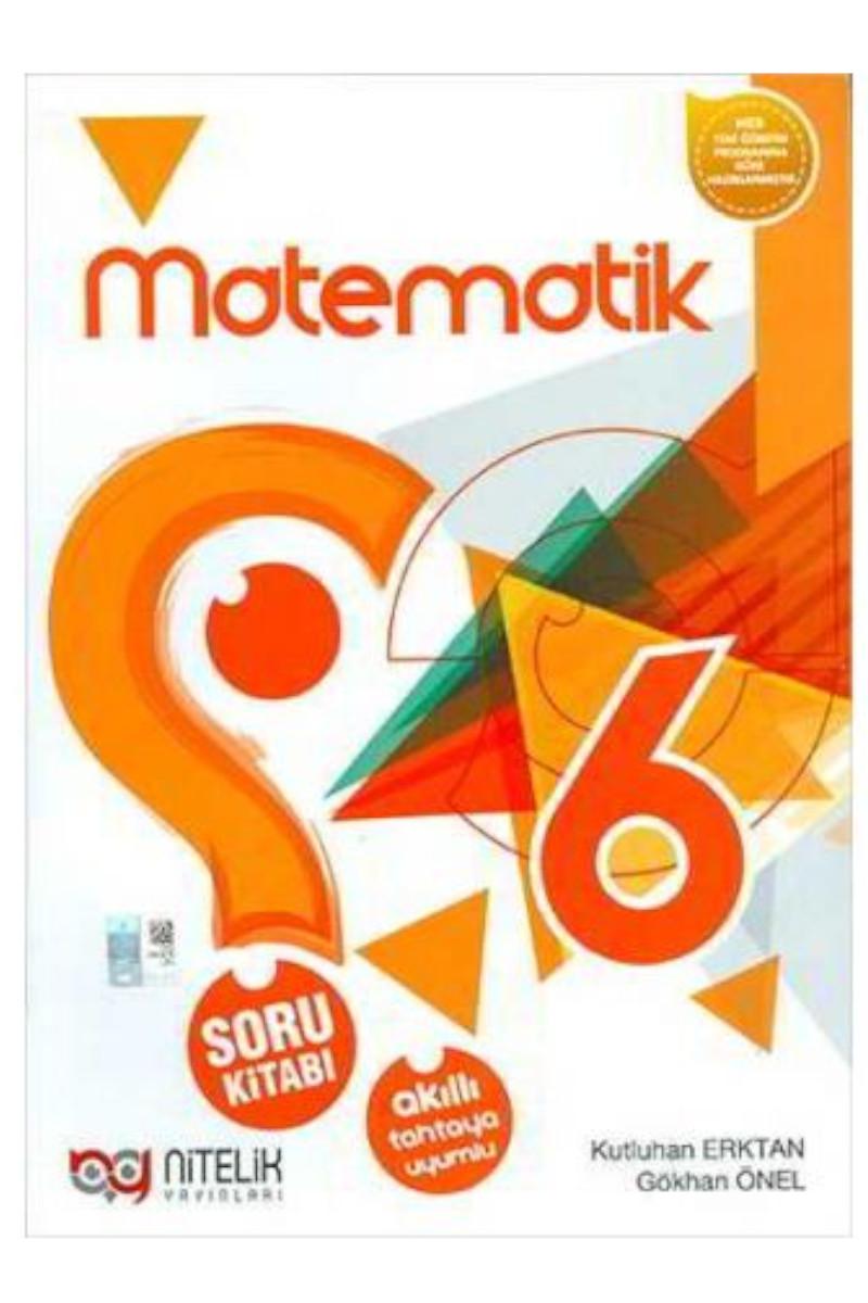 Nitelik 6. Sınıf Matematik Soru Bankası
