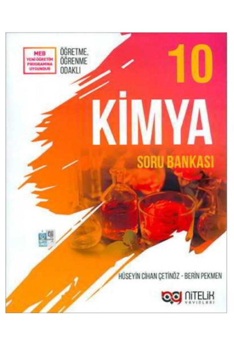 Nitelik 10. Sınıf Kimya Soru Bankası