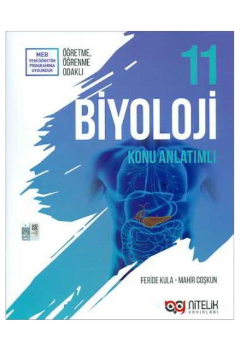 Nitelik 11. Sınıf Biyoloji Konu Anlatımlı