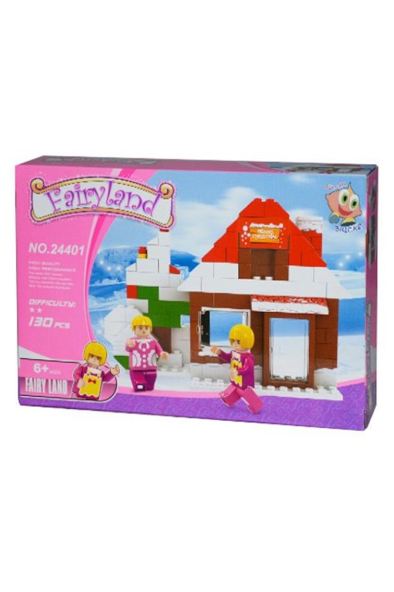 Lego 130 Pcs Peri Seti