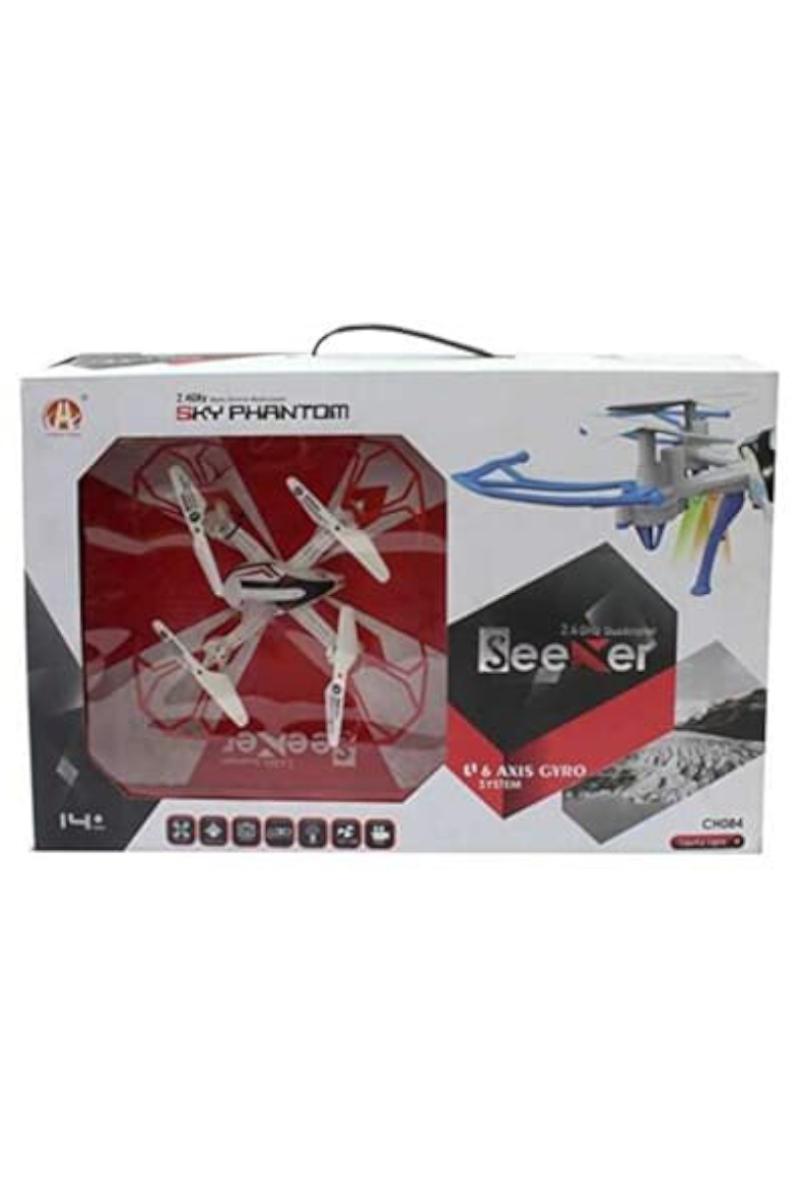 Sky Phantom Ch084w 2.4 Ghz Drone Kameralı