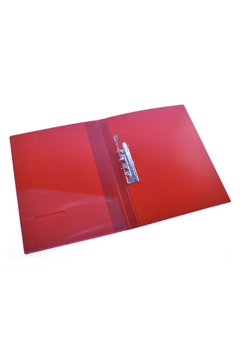 Vegus Sıkıştırmalı Dosya İç Cepli A4 Kırmızı