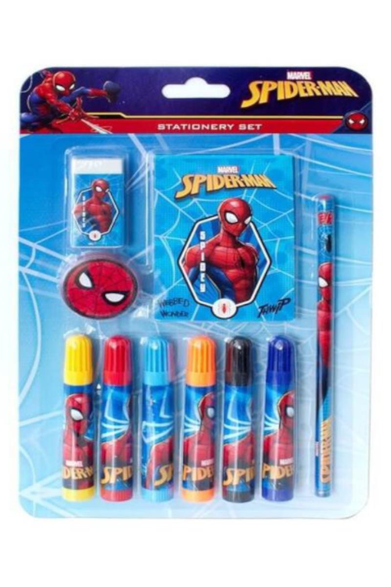 Spiderman Kırtasiye Seti