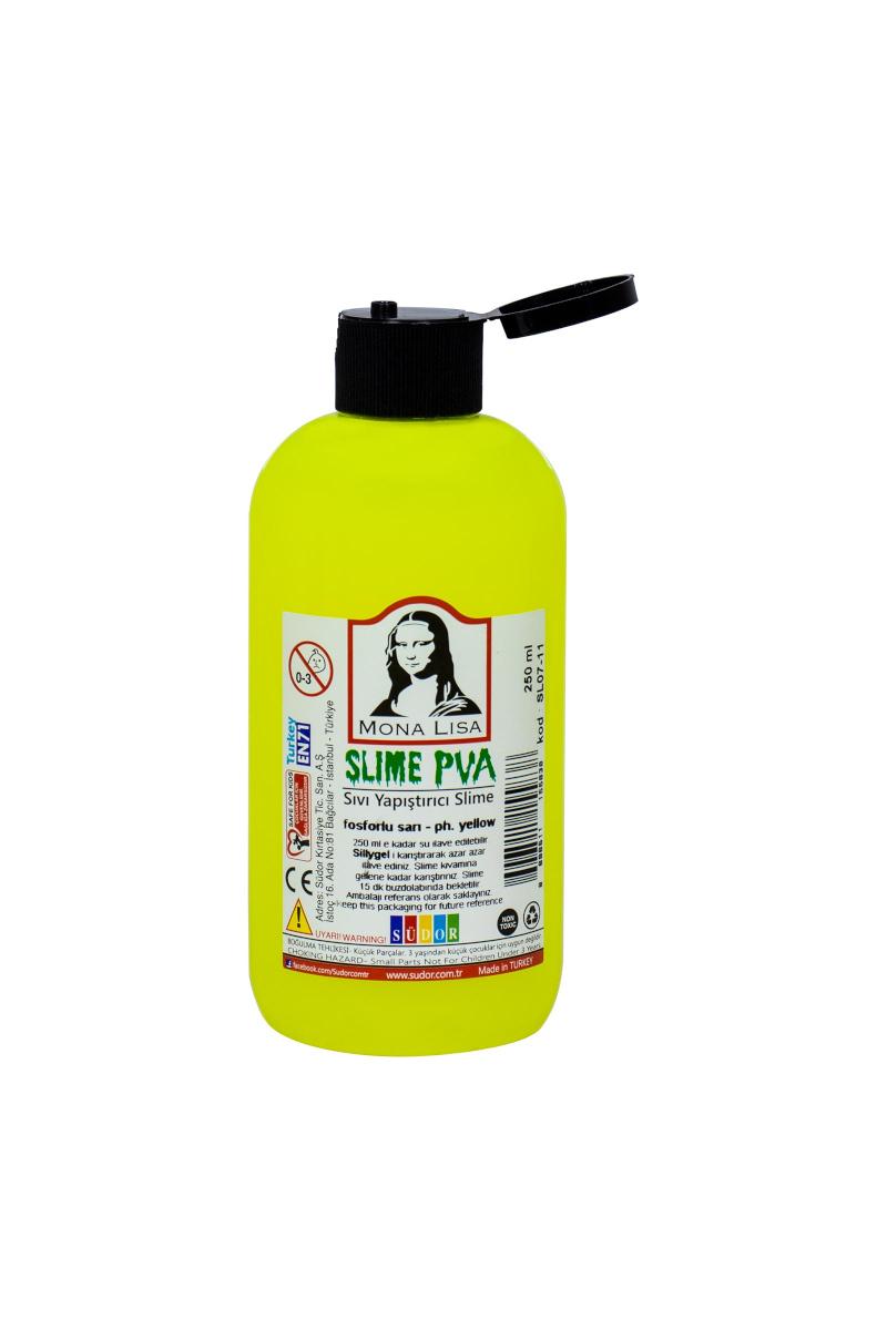 Südor Slime 250 Ml Sarı