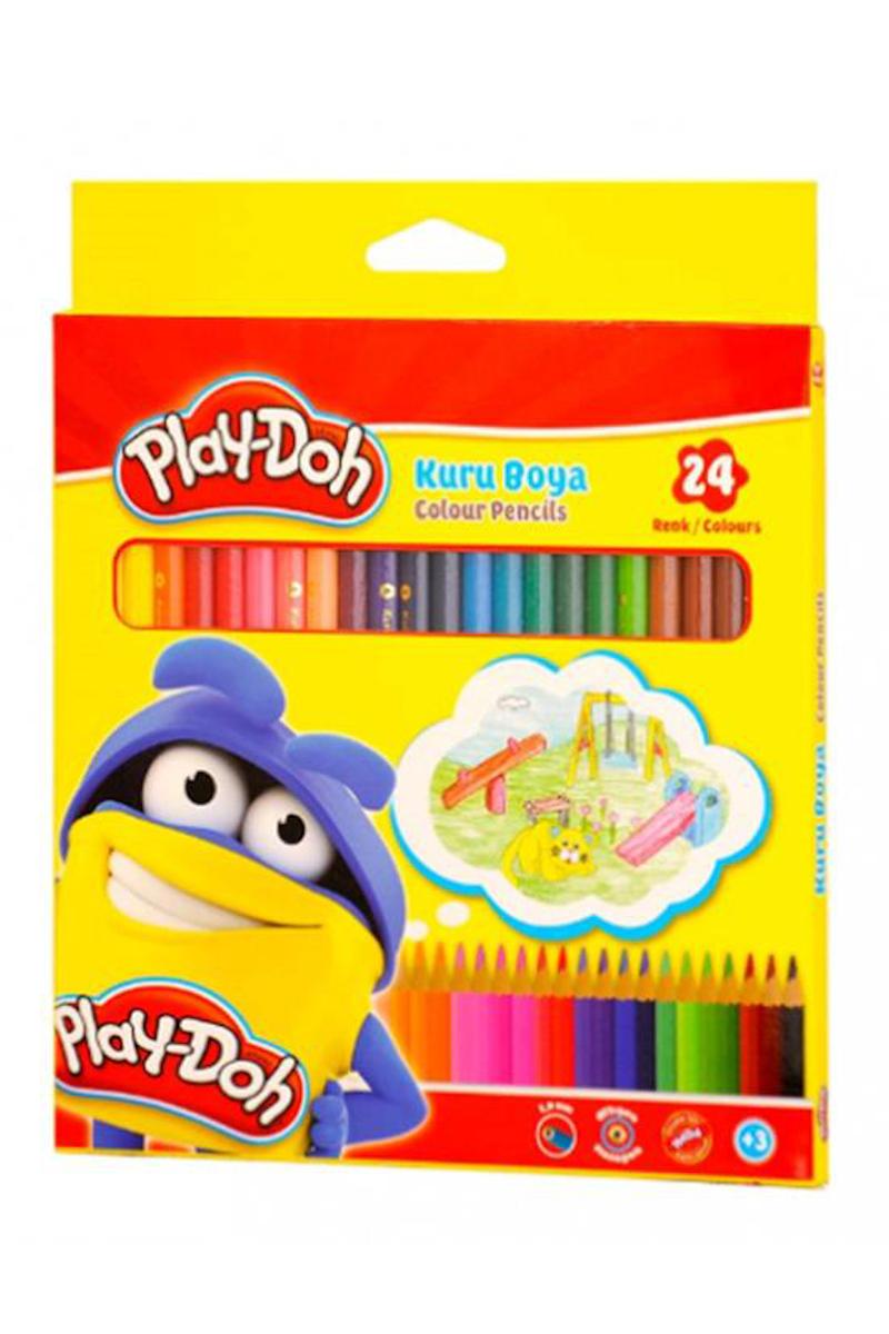 Play-Doh Kuru Boya 24 Renk
