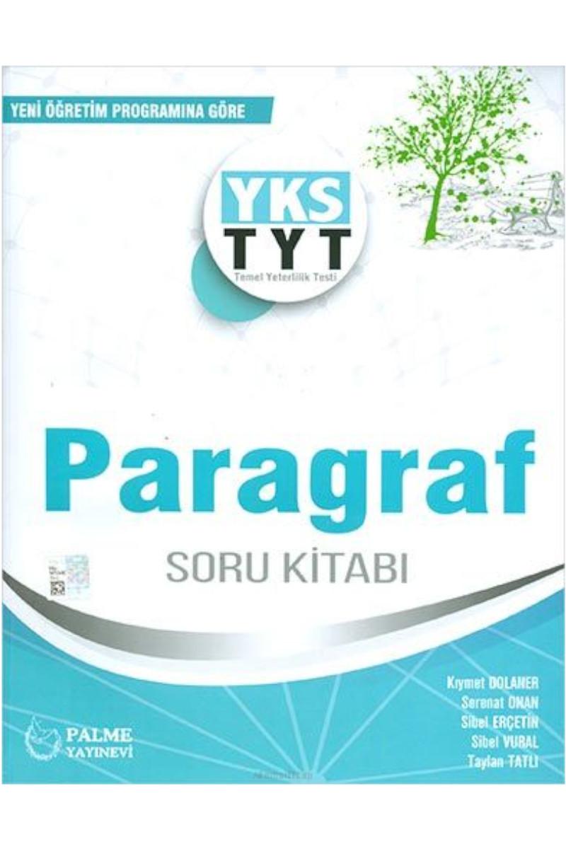 Palme YKS - TYT Paragraf Soru Kitabı
