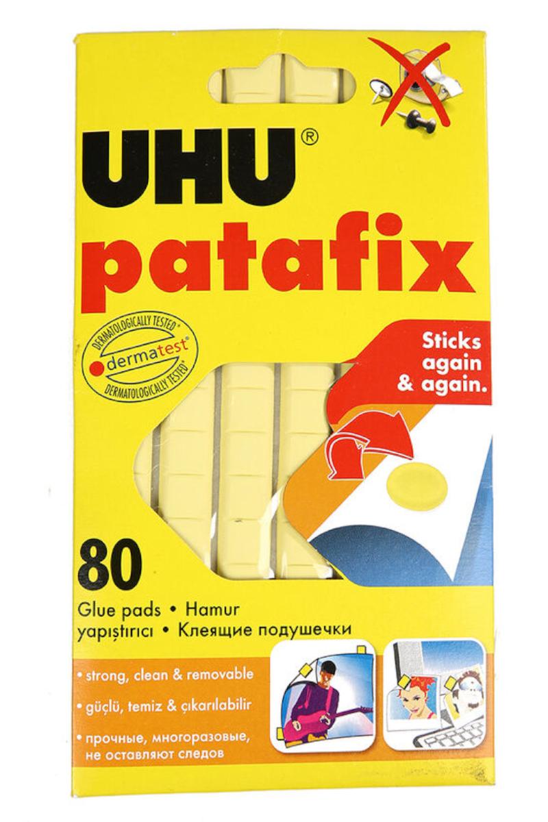 Uhu Tac Patafıx Sarı 80 Li