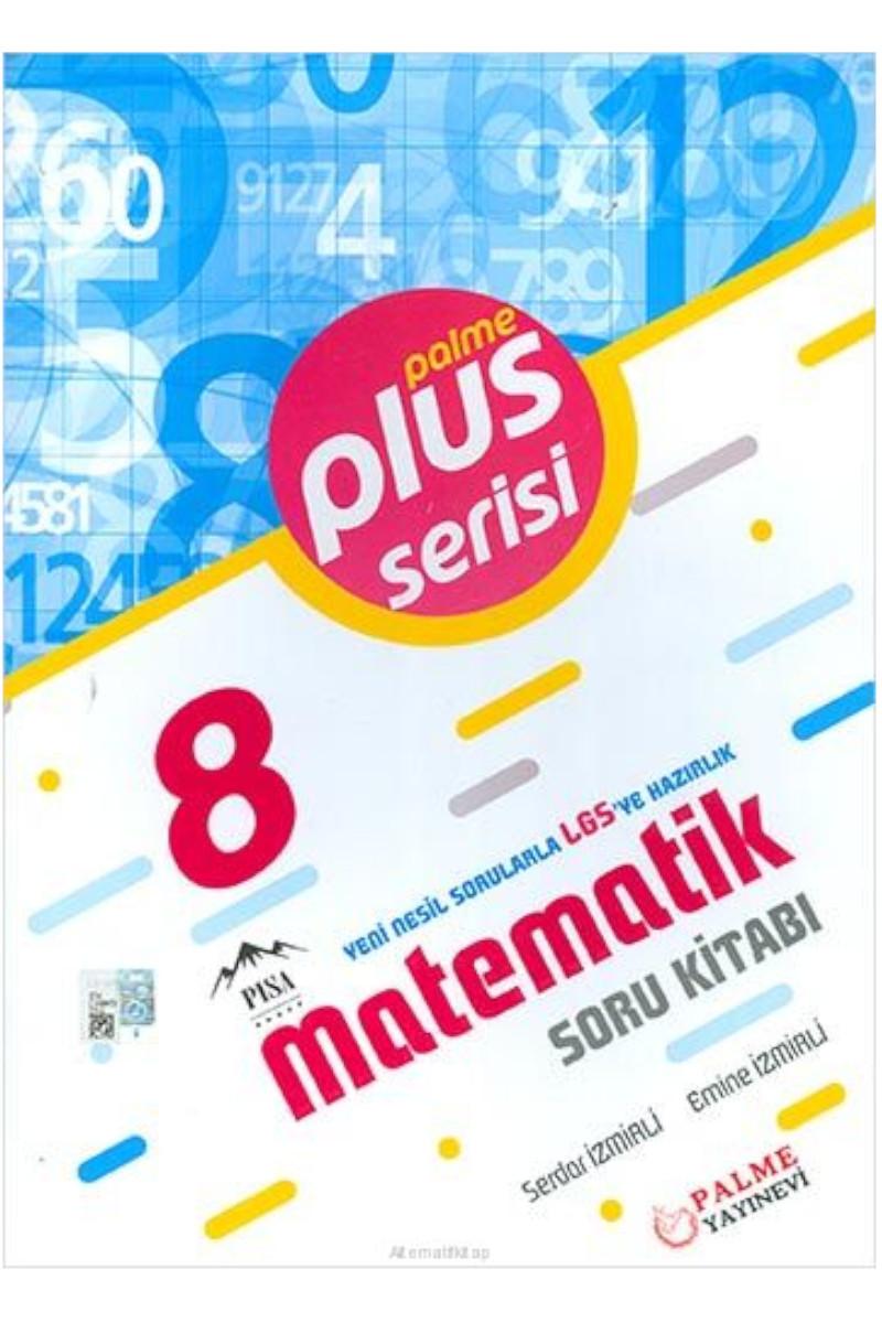 8.Sınıf Palme Plus Matematik Soru Bankası