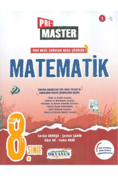 Okyanus Pre Master 8.Sınıf Matematik