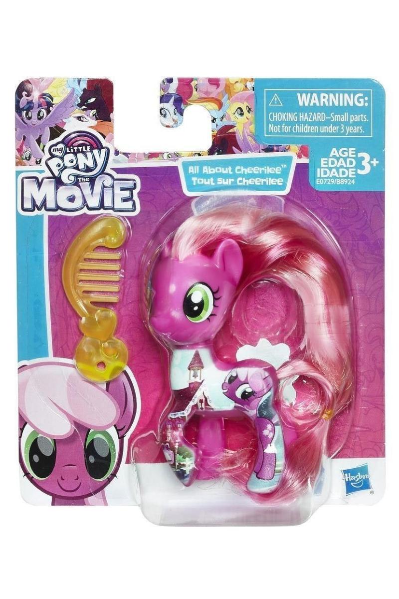 Hasbro - My Little Pony Desenli Figür