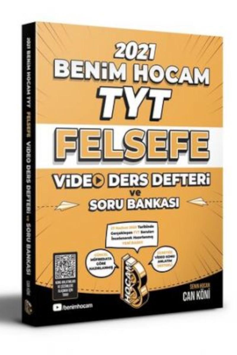 Benim Hocam 2021 Tyt Felsefe Video Ders Defteri ve Soru Bankası
