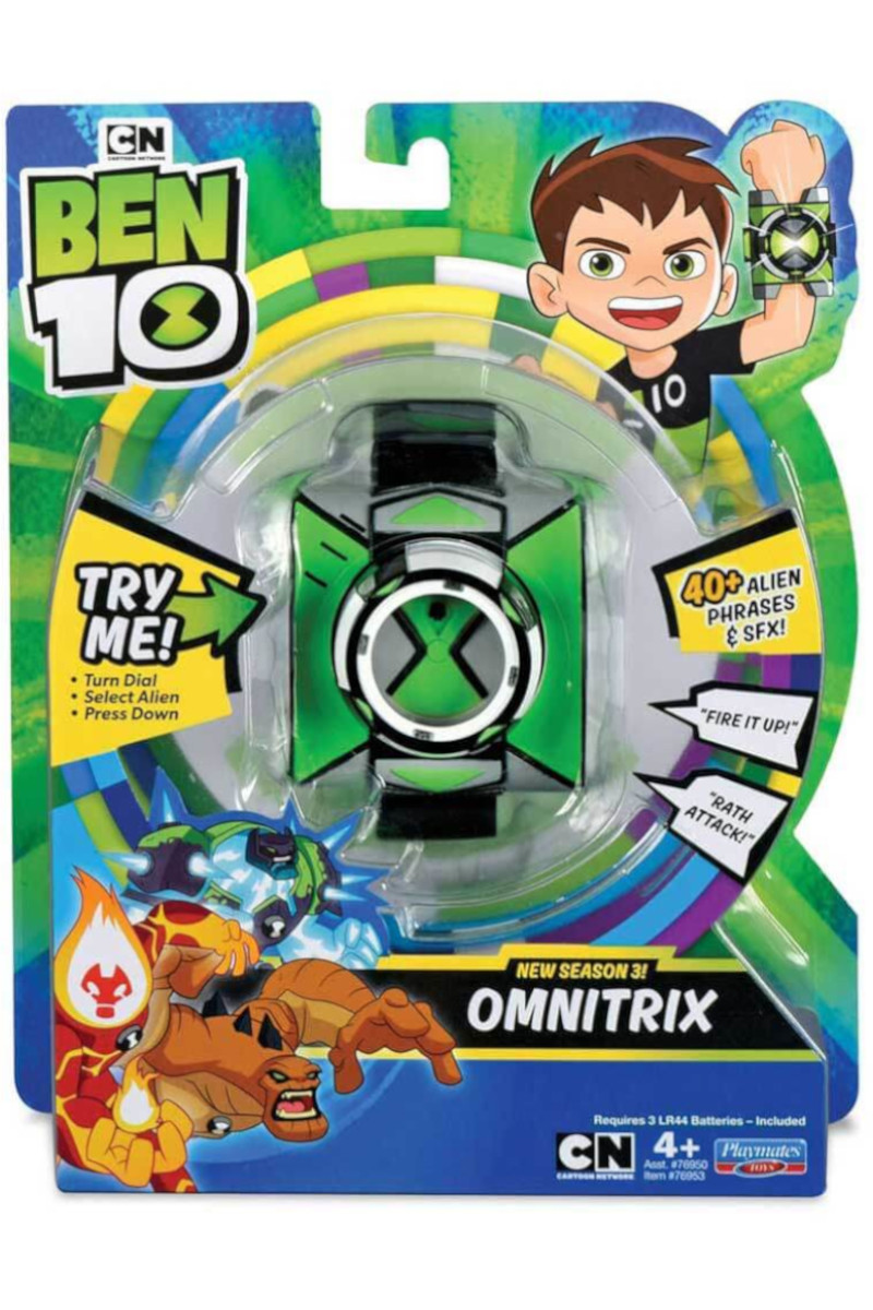 Ben10 Omnitrix Saat