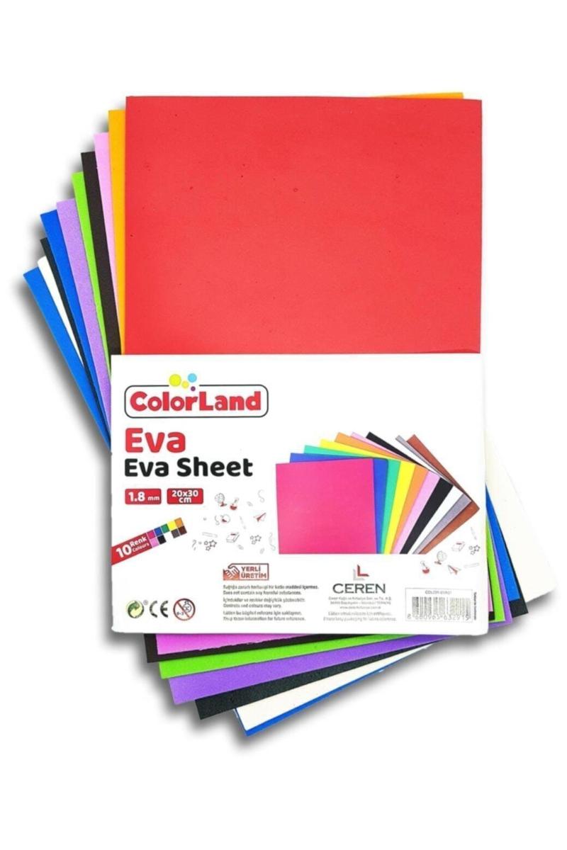 Colorland Eva 20x30cm