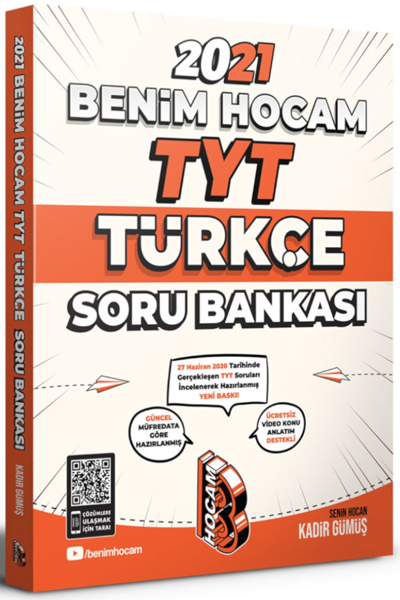 Benim Hocam Tyt Türkçe Soru Bankası 2021