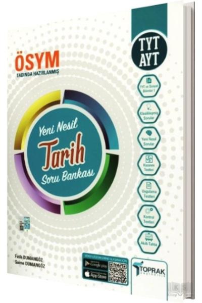 Yeni Nesil Tyt-Ayt Tarih Soru Bankası