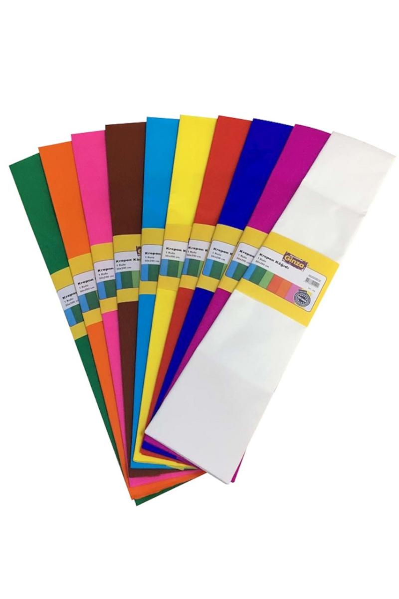 Ginza Krapon Kağıdı (Rasgele Renk)