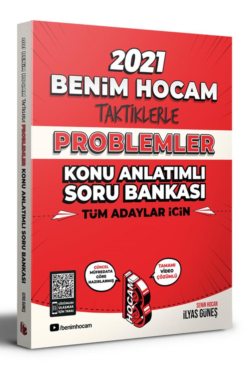 Tüm Adaylar İçin Taktiklerle Problemler Konu Anlatımlı Soru Bankası