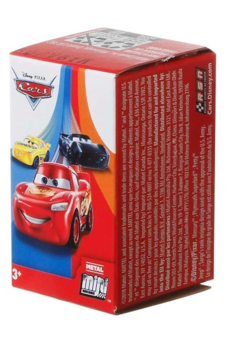 Cars Mini Karakter Araçlar Sürpriz Paket