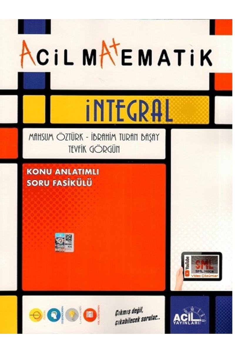 Acil Yayınları Tyt Matematik Soru Bankası Acil