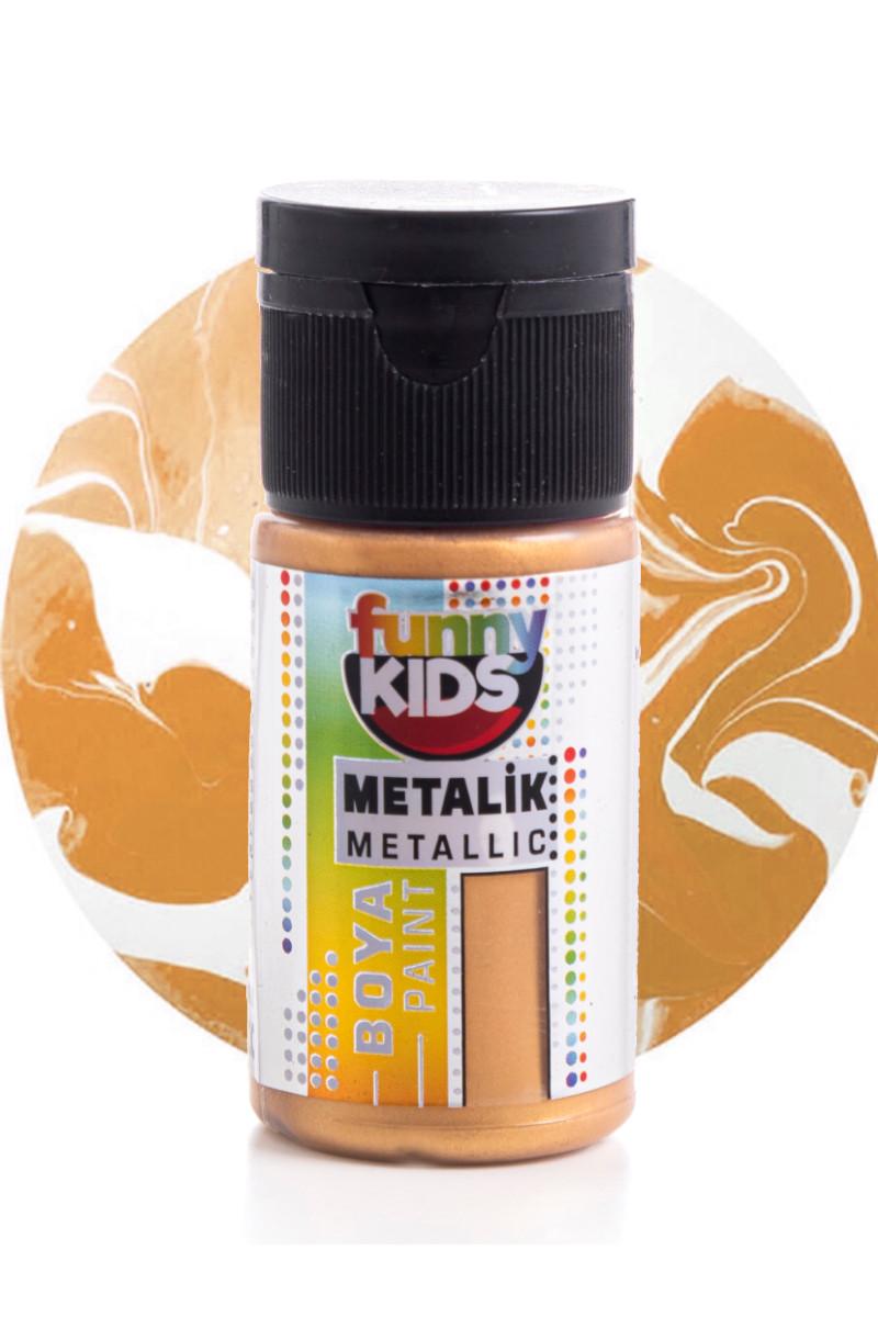 Funny Kids Metalik Boya 020cc 2316 Antik Altın