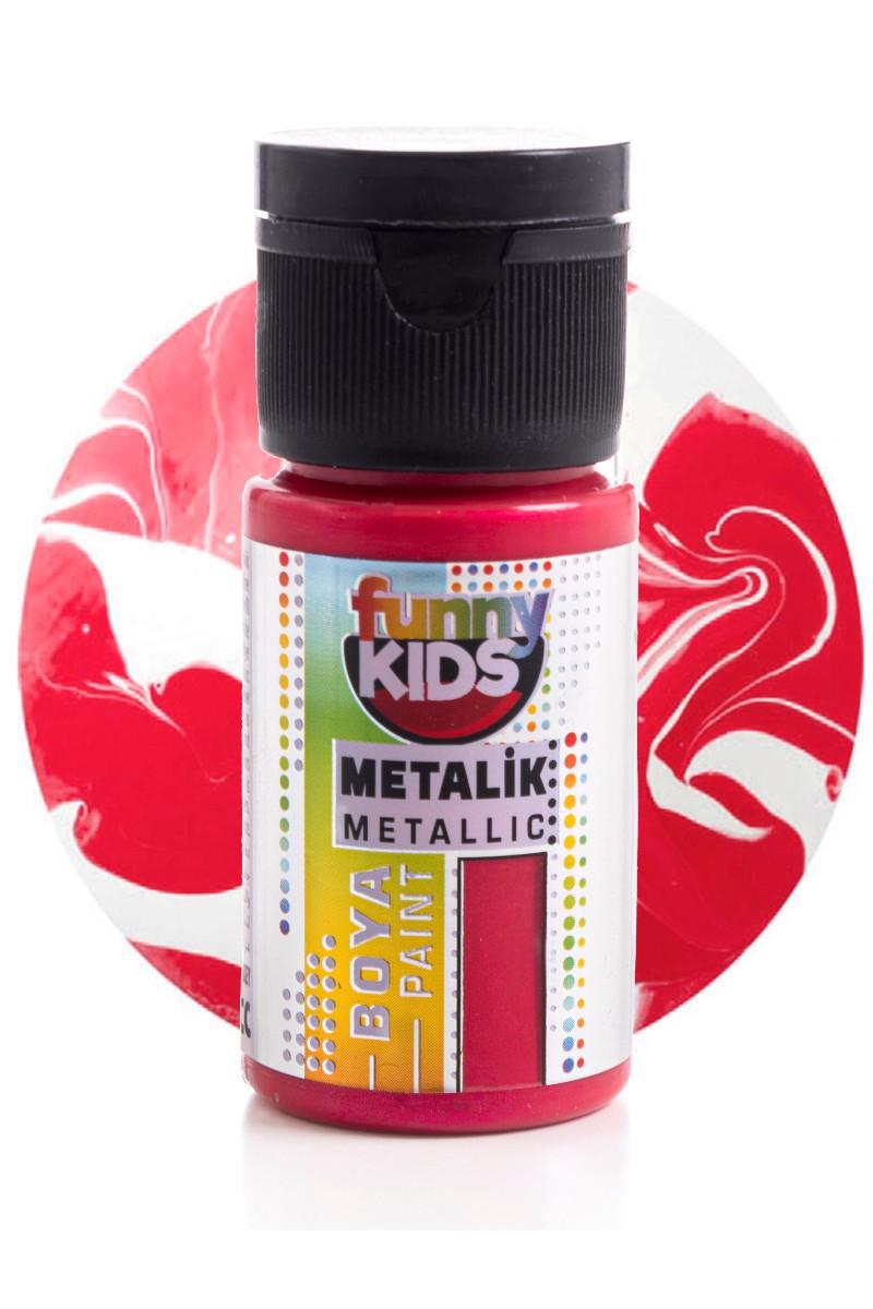 Funny Kids Metalik Boya 020cc 2320 Elma Şekeri