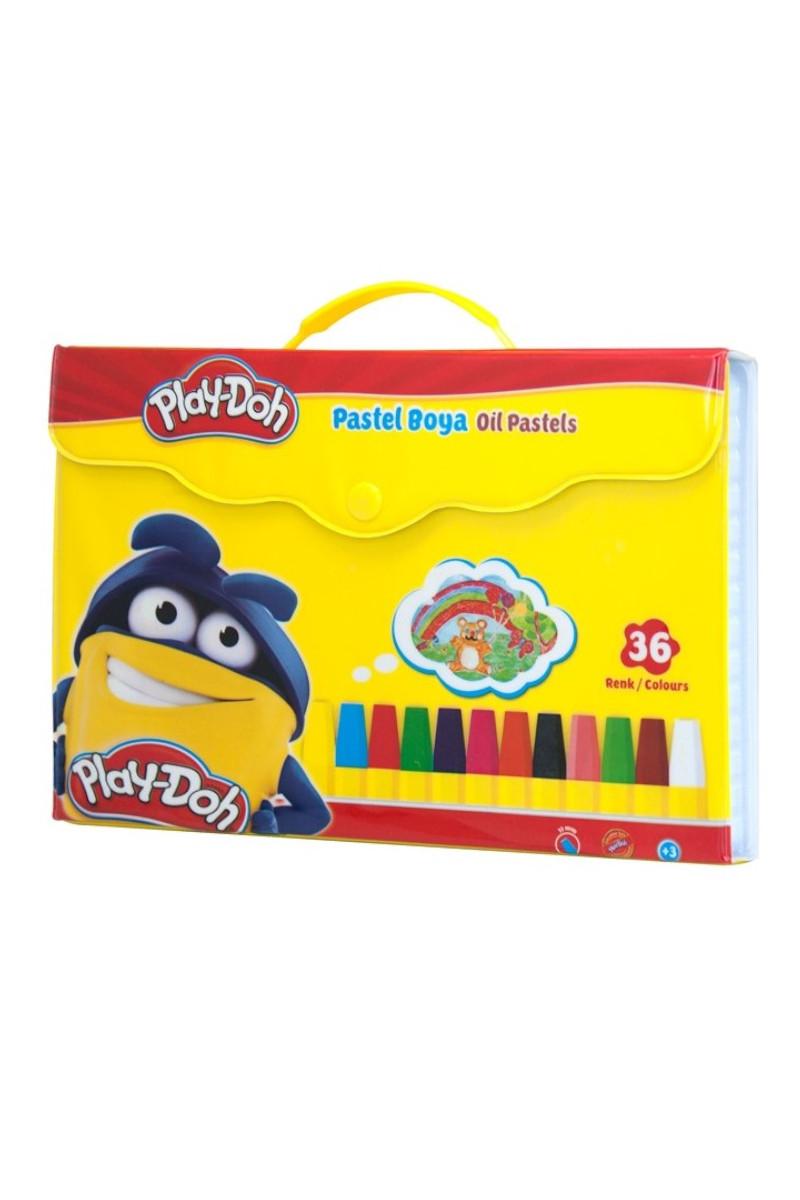 Play-Doh Pastel Boya 36 Renk