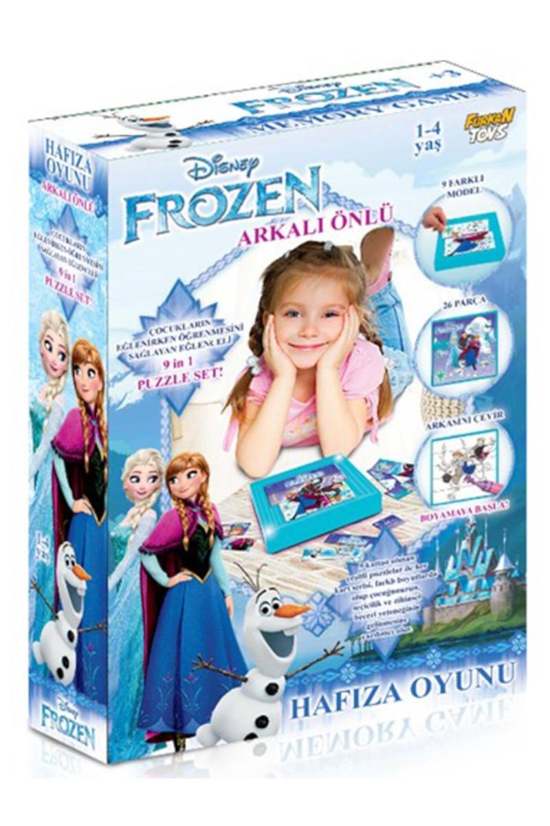 Frozen 9 İn 1 Hafıza Oyunu