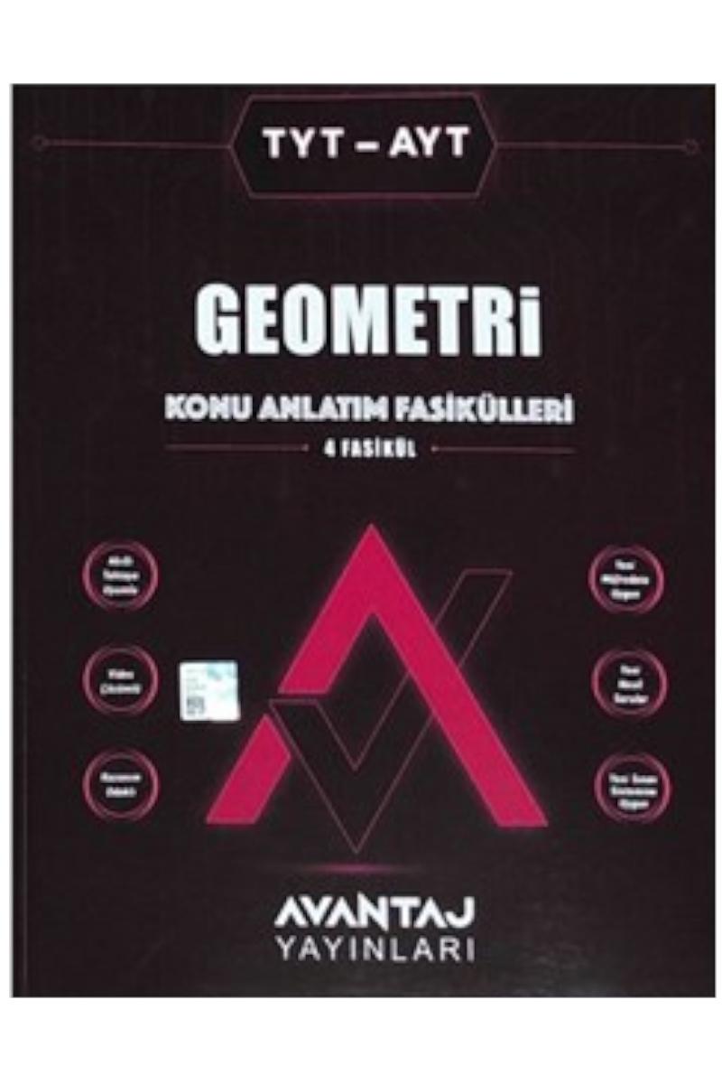 Avantaj Tyt-Ayt Geometri Konu Anlatımı