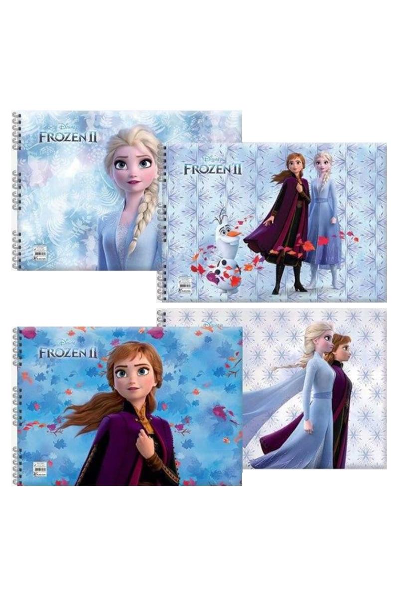 Frozen Iı Resim Defteri Spr 35x50 15 Yp