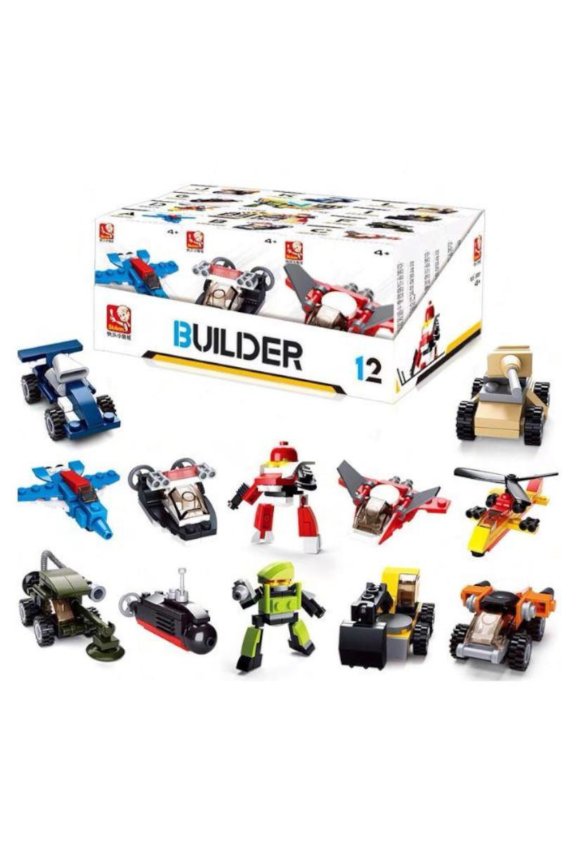 Sluban Builder Harekat Ekibi