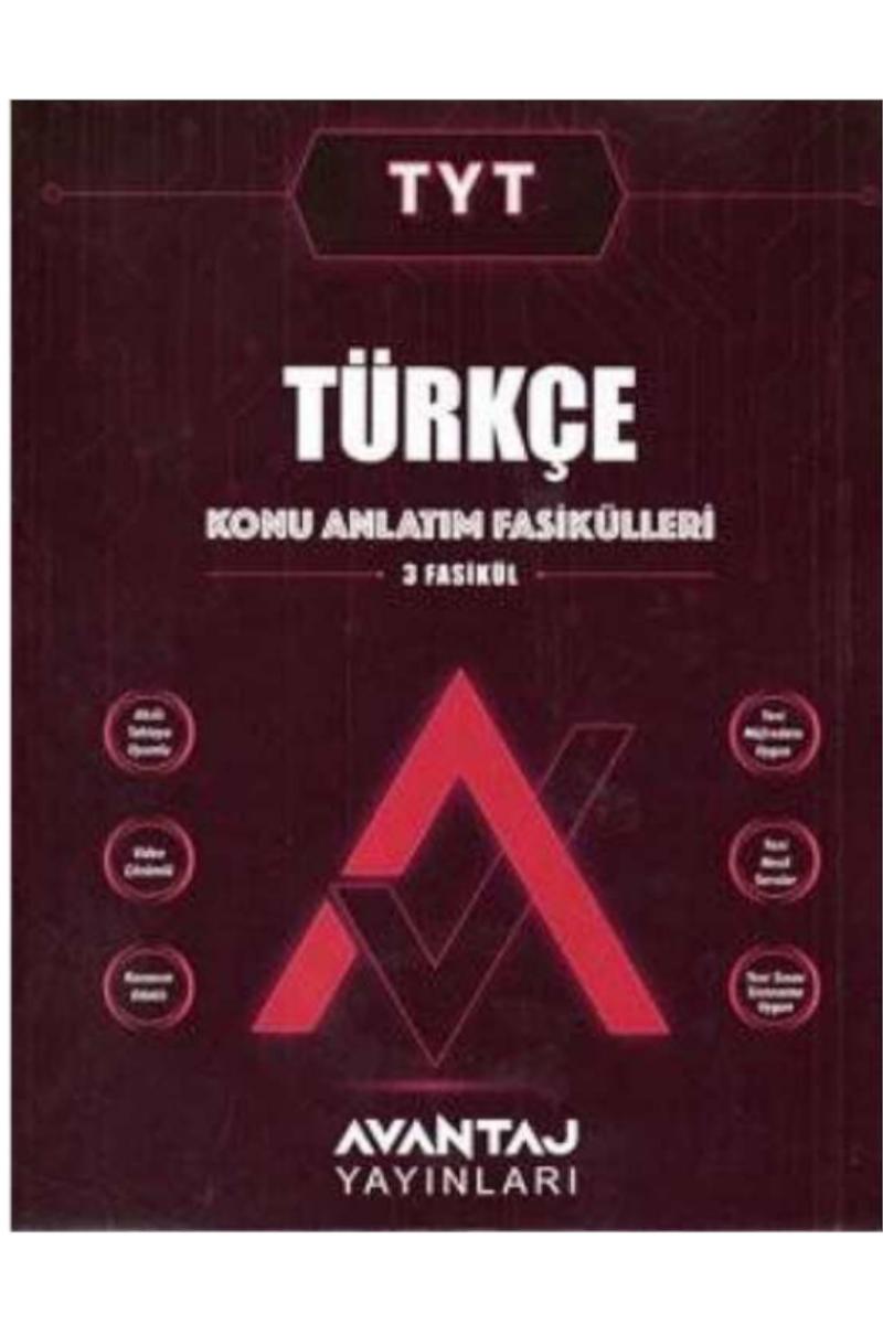 Avantaj Tyt Türkçe Konu Anlatım