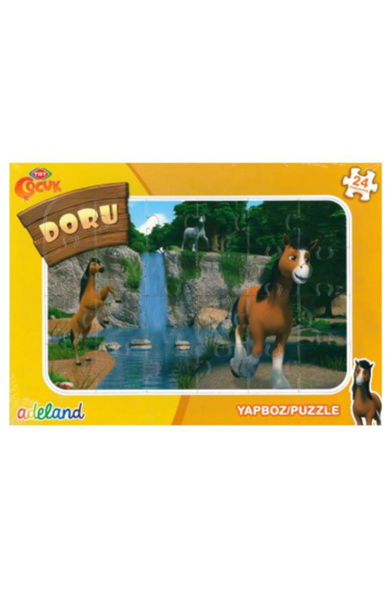 TRT Doru Puzzle 24 Parça