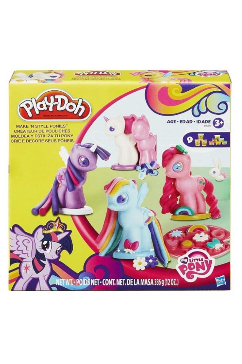 Play-Doh Ponyvılle Turta Partisi