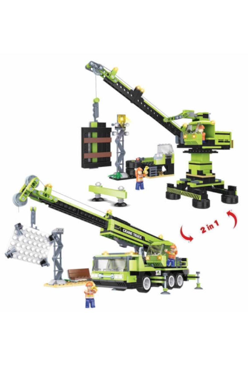 Lego 481pcs İnşaat Serisi