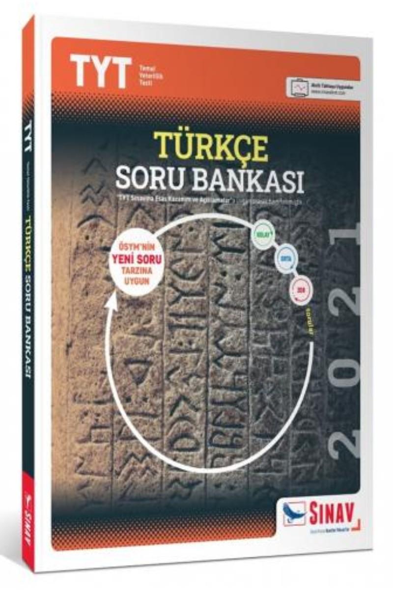 Sınav Dergisi Yayınları Tyt Türkçe Soru Bankası