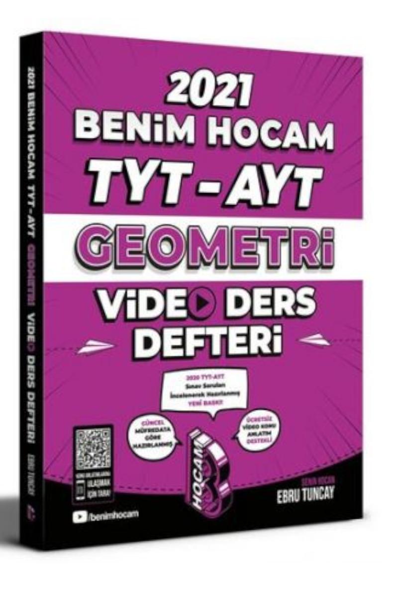 Benim Hocam 2021 Tyt-Ayt Geometri Video Ders Notları
