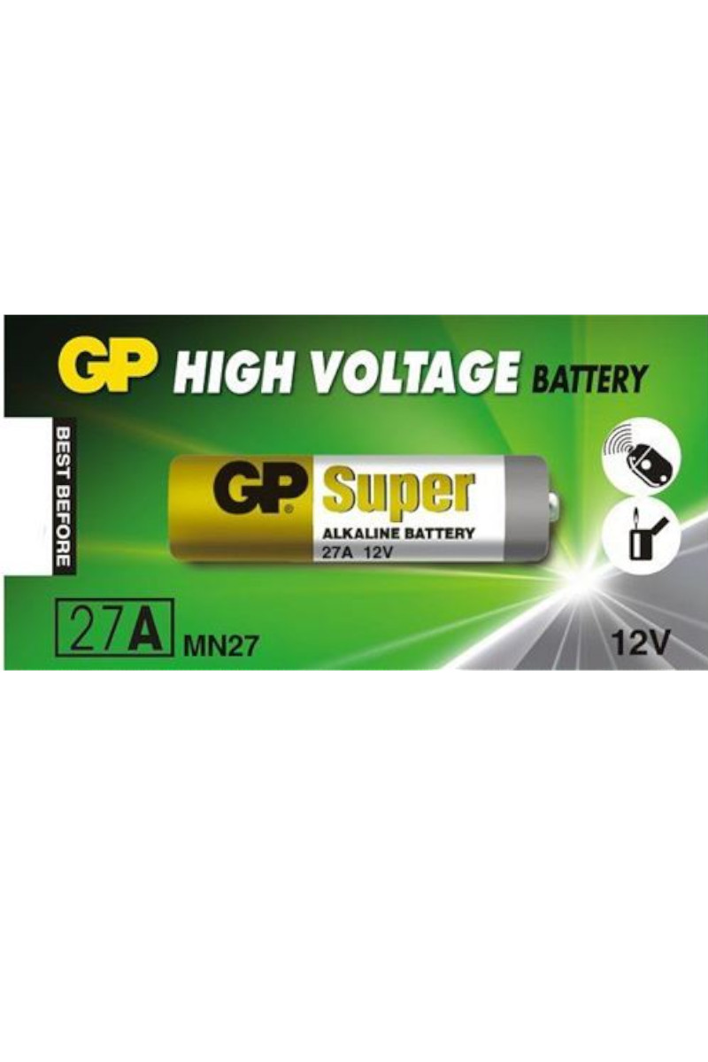 GP 27A 12V High Voltage Pil